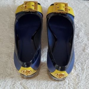 Peep - toe Sandals by Tory Burch size 7